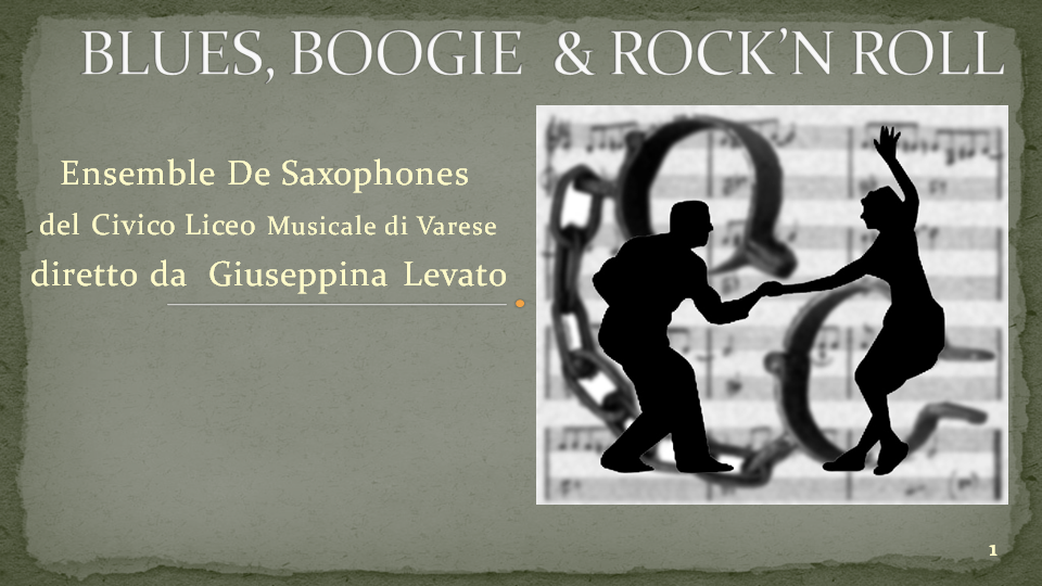 BLUES BOOGIE & ROCK AND ROLL Viggiù
