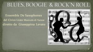 BLUES BOOGIE & ROCK AND ROLL Viggiù