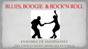 BLUES BOOGIE & ROCK AND ROLL  Arsago