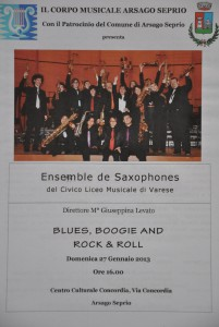 BLUES BOOGIE & ROCK AND ROLL  Arsago 2
