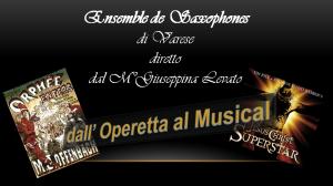 DALL' OPERETTA AL MUSICAL Gavirate