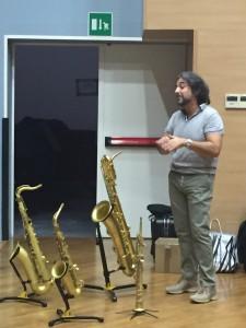 Masterclass Saxofono 04