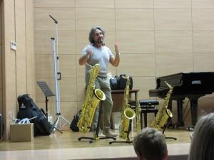 Masterclass Saxofono 05