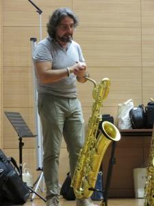 Masterclass Saxofono 08