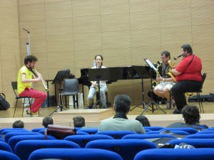 Masterclass Saxofono 09