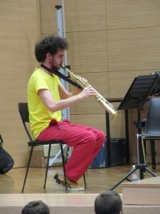 Masterclass Saxofono 10