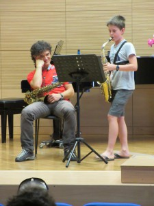 Masterclass Saxofono 100