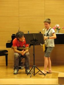 Masterclass Saxofono 102