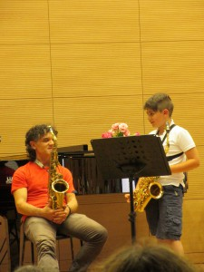 Masterclass Saxofono 105