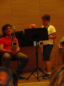 Masterclass Saxofono 106