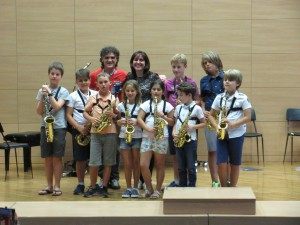 Masterclass Saxofono 107