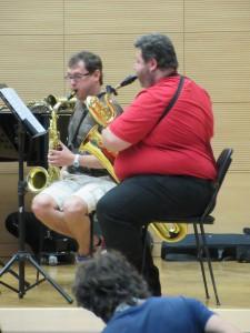 Masterclass Saxofono 11
