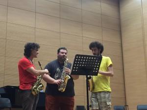 Masterclass Saxofono 118