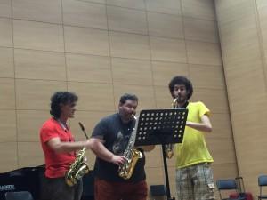 Masterclass Saxofono 119