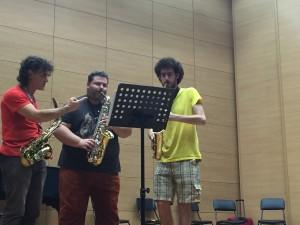 Masterclass Saxofono 120