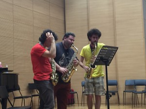 Masterclass Saxofono 121