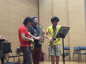 Masterclass Saxofono 122
