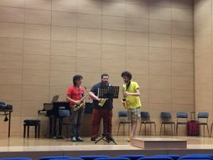 Masterclass Saxofono 124
