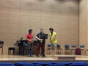 Masterclass Saxofono 125