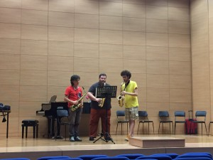 Masterclass Saxofono 126