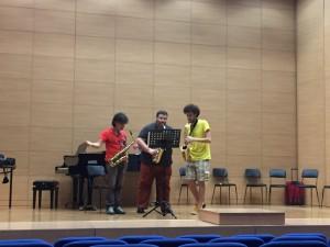 Masterclass Saxofono 127