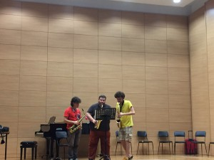 Masterclass Saxofono 128