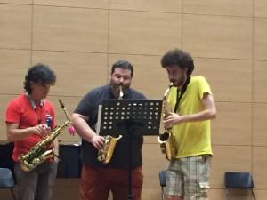 Masterclass Saxofono 129