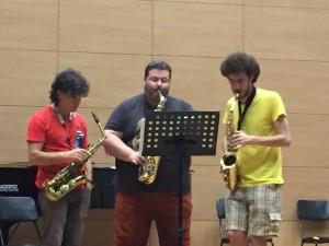 Masterclass Saxofono 130