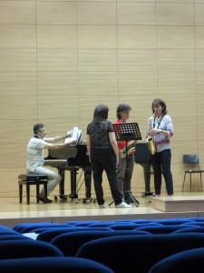 Masterclass Saxofono 131