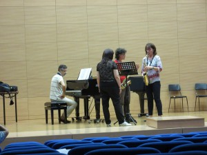 Masterclass Saxofono 132
