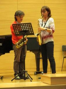 Masterclass Saxofono 133