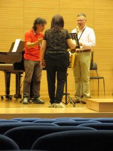 Masterclass Saxofono 135