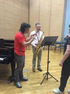 Masterclass Saxofono 137