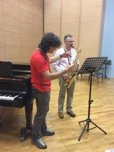 Masterclass Saxofono 138