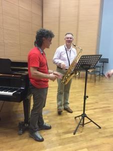 Masterclass Saxofono 140