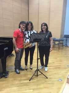 Masterclass Saxofono 143