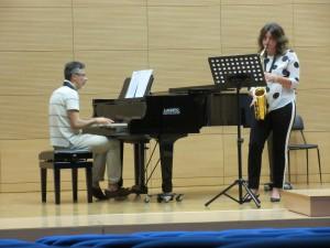 Masterclass Saxofono 144
