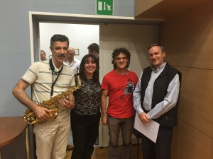 Masterclass Saxofono 149