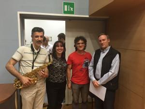Masterclass Saxofono 150