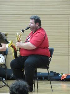 Masterclass Saxofono 16