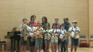 Masterclass Saxofono 165