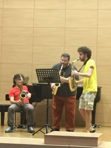 Masterclass Saxofono 169