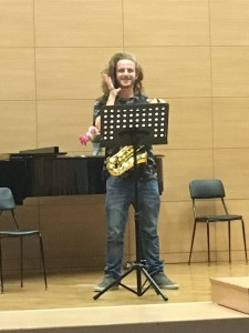 Masterclass Saxofono 170