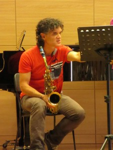 Masterclass Saxofono 90