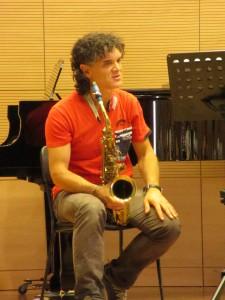 Masterclass Saxofono 91