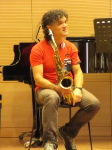 Masterclass Saxofono 92