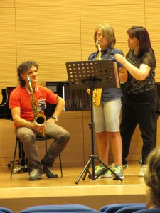 Masterclass Saxofono 94