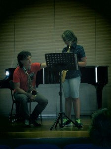 Masterclass Saxofono 97