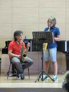 Masterclass Saxofono 99