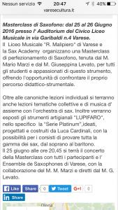 Varese Cultura